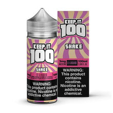 Load image into Gallery viewer, Keep It 100 - Birthday Shake / Shake 100ML eLiquid