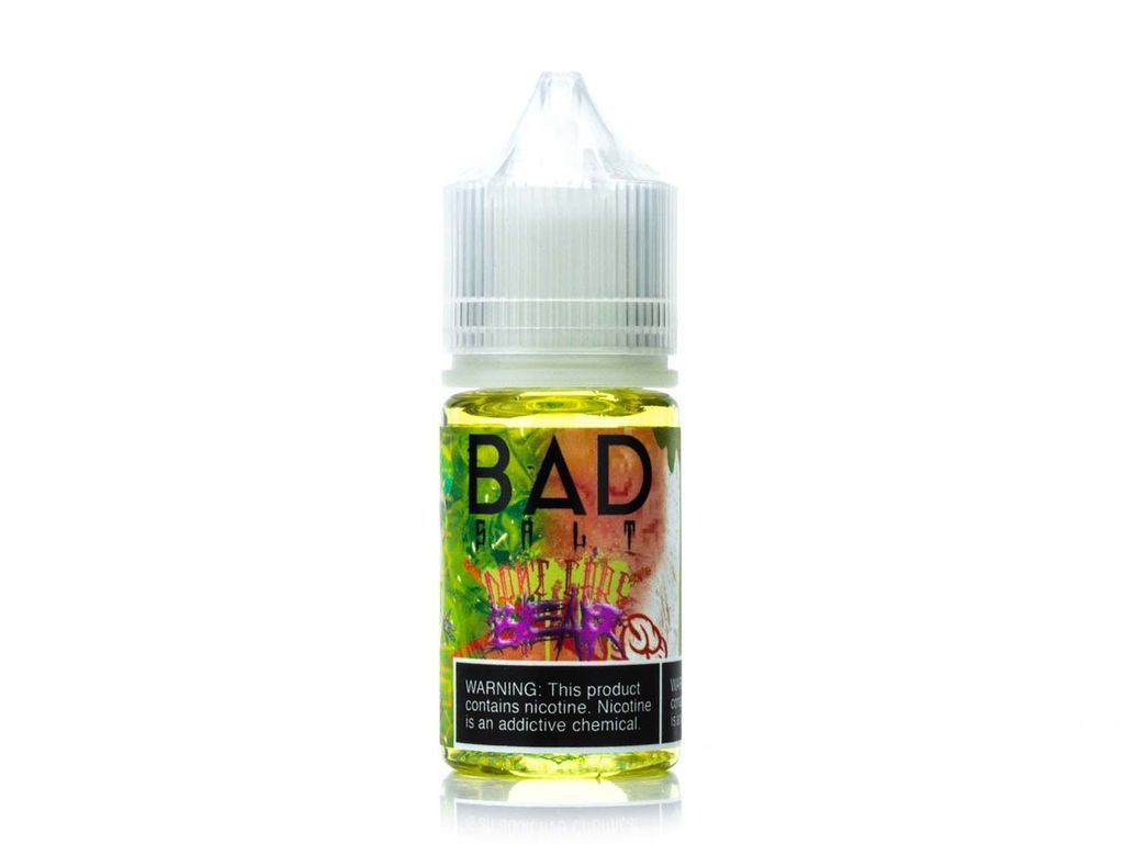 BAD DRIP SALTS - DON'T CARE BEAR 30ML eLiquid