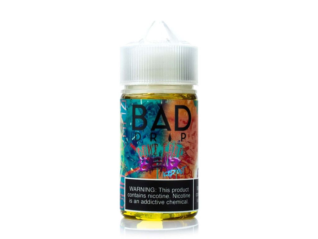 BAD DRIP - DON'T CARE BEAR ICED OUT 60ML eLiquid