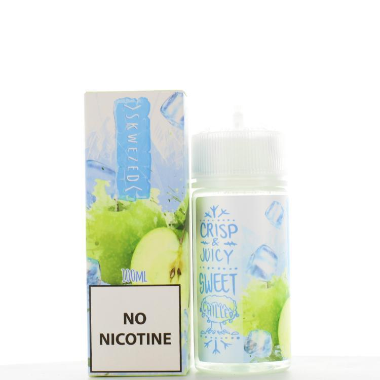 SKWEZED ICED - Green Apple 100ML eLiquid