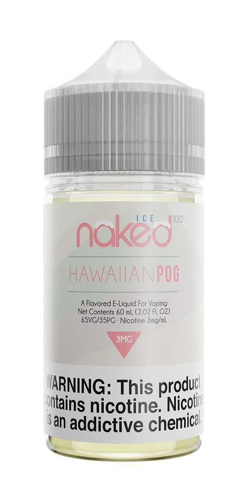 NAKED 100 ICE - Hawaiian Pog 60ML eLiquid
