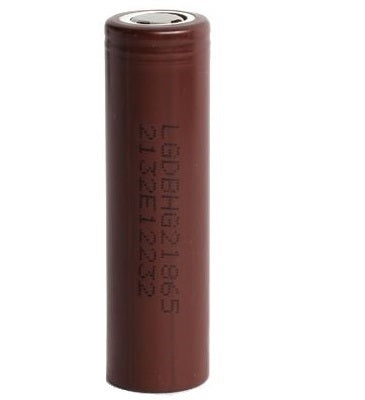 LG HG2 INR18650 LIMN 3000MAH BATTERY - 20 AMP (1 PIECE)
