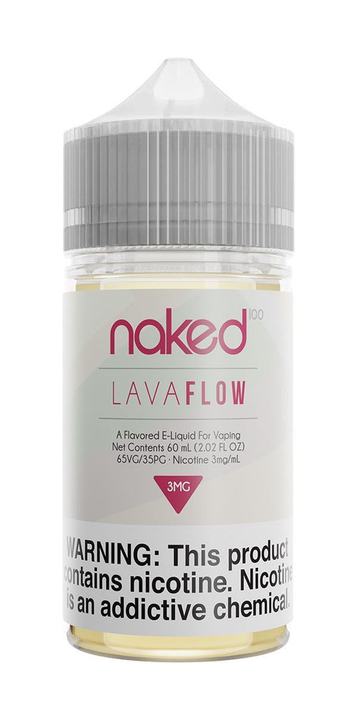 NAKED 100 ORIGINAL - Lava Flow 60ML eLiquid