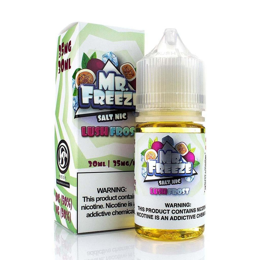 MR FREEZE SALTS - Lush Frost 30ml eLiquid