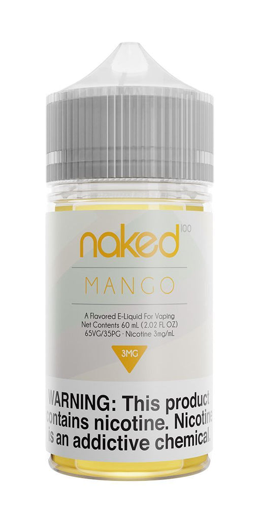 NAKED 100 ORIGINAL - Amazing Mango / Mango 60ML eLiquid