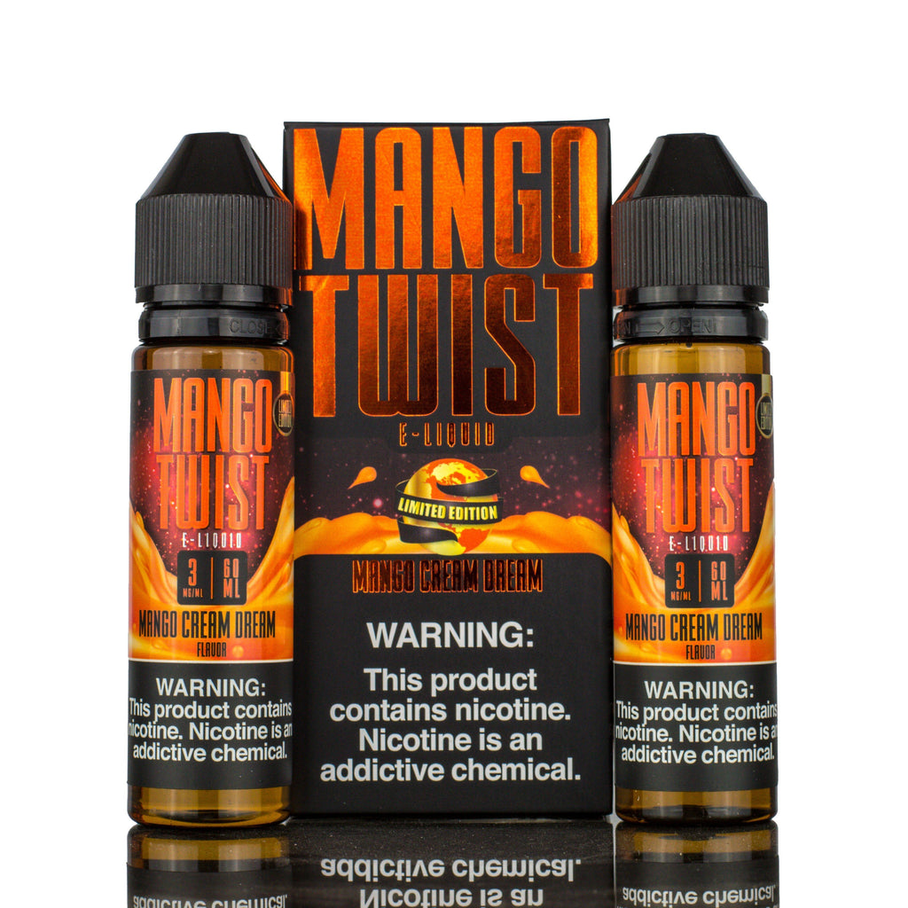 MANGO TWIST - Mango Cream Dream 120ML eLiquid