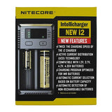 NITECORE - Original Charger for: Nitecore New i2 (Single Pack)