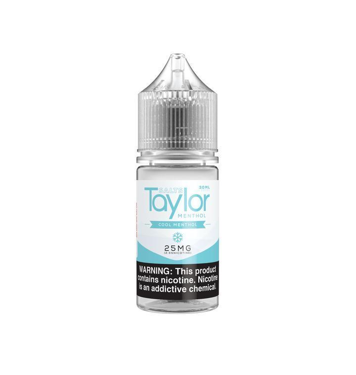 TAYLOR SALTS - Cool Menthol 30ML eLiquid
