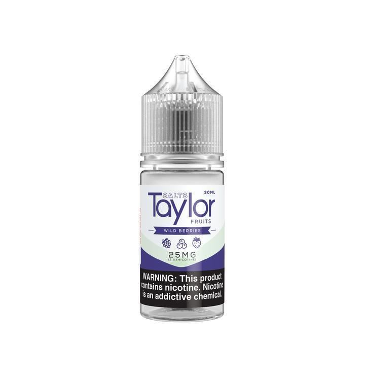 TAYLOR SALTS - Wild Berries 30ML eLiquid