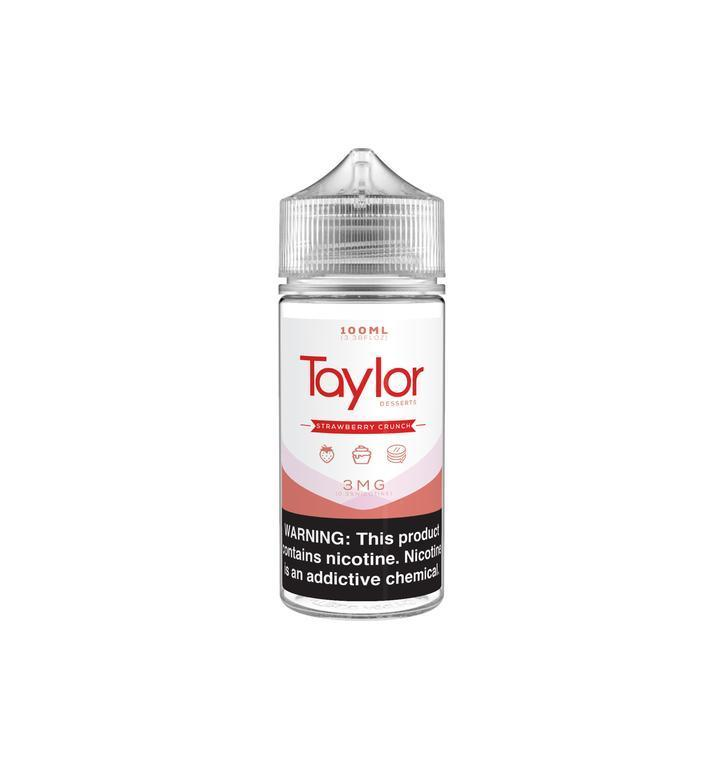 TAYLOR DESSERTS - Strawberry Crunch 100ML eLiquid