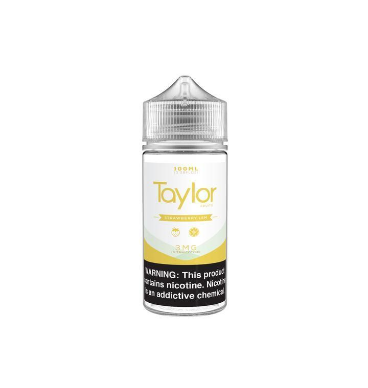 TAYLOR FRUITS - Strawberry Lem 100ML eLiquid