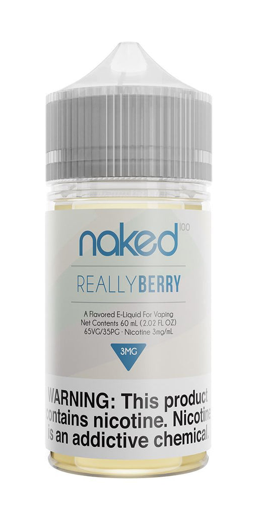 NAKED 100 ORIGINAL - Really Berry 60ML eLiquid