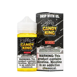 CANDY KING - Sour Worms 100ML eLiquid