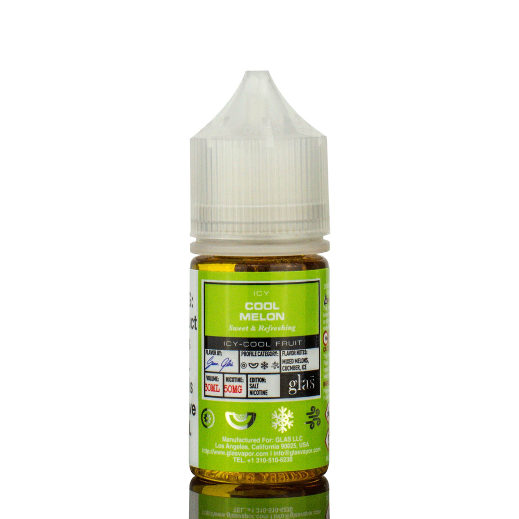GLAS BASIX Nic Salts - Cool Melon eLiquid