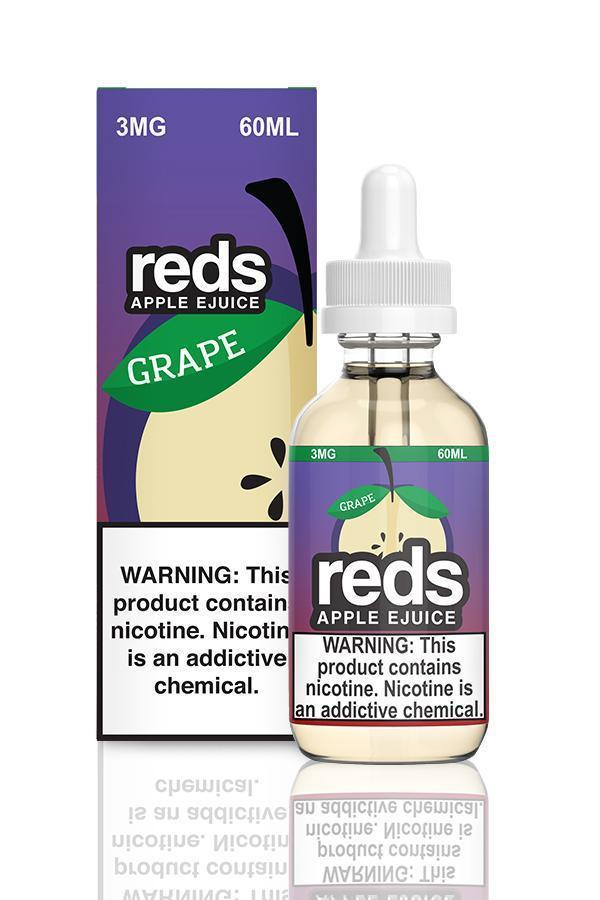VAPE 7 DAZE Reds Apple Grape E Liquid