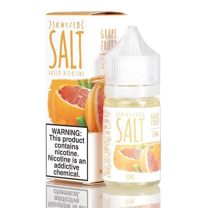 SKWEZED SALT - Grapefruit 30ML eLiquid
