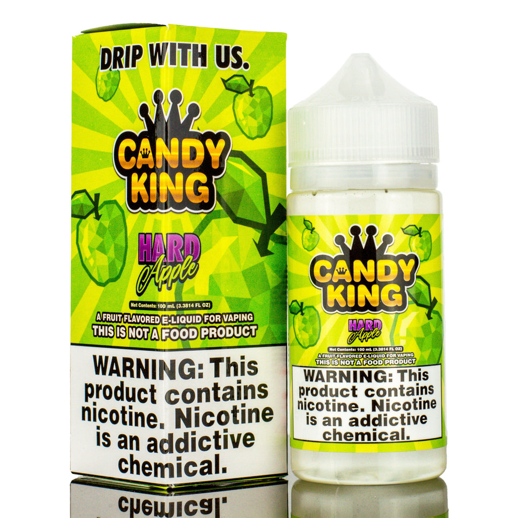 CANDY KING - Hard Apple 100ML eLiquid