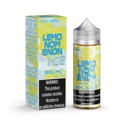 NOMENON ICE - Lemonomenon 120ML eLiquid