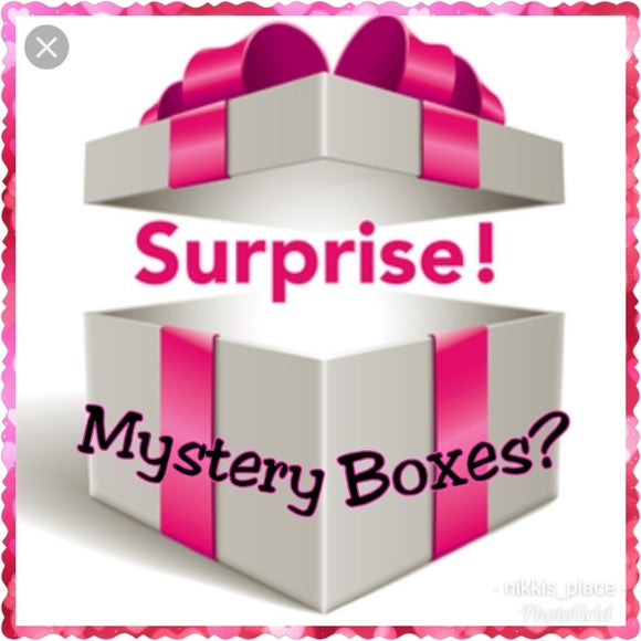 Mystery Bundle Box 400ml to 600ml (4 to 7 bottle)