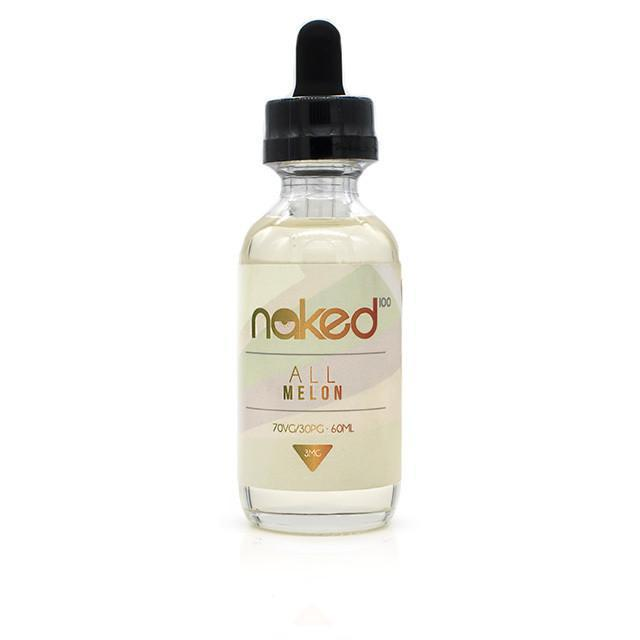 NAKED 100 - All Melon Eliquid