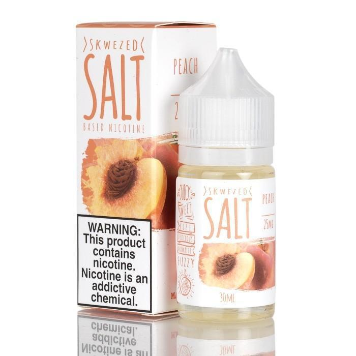 SKWEZED SALT - Peach 30ML eLiquid