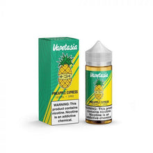 Load image into Gallery viewer, VAPETASIA - Pineapple Express 100ML eLiquid