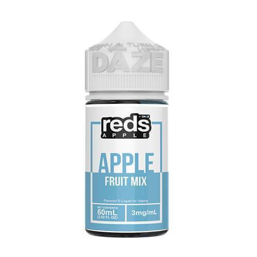 VAPE 7 DAZE - Reds Fruit Mix 60ML eLiquid
