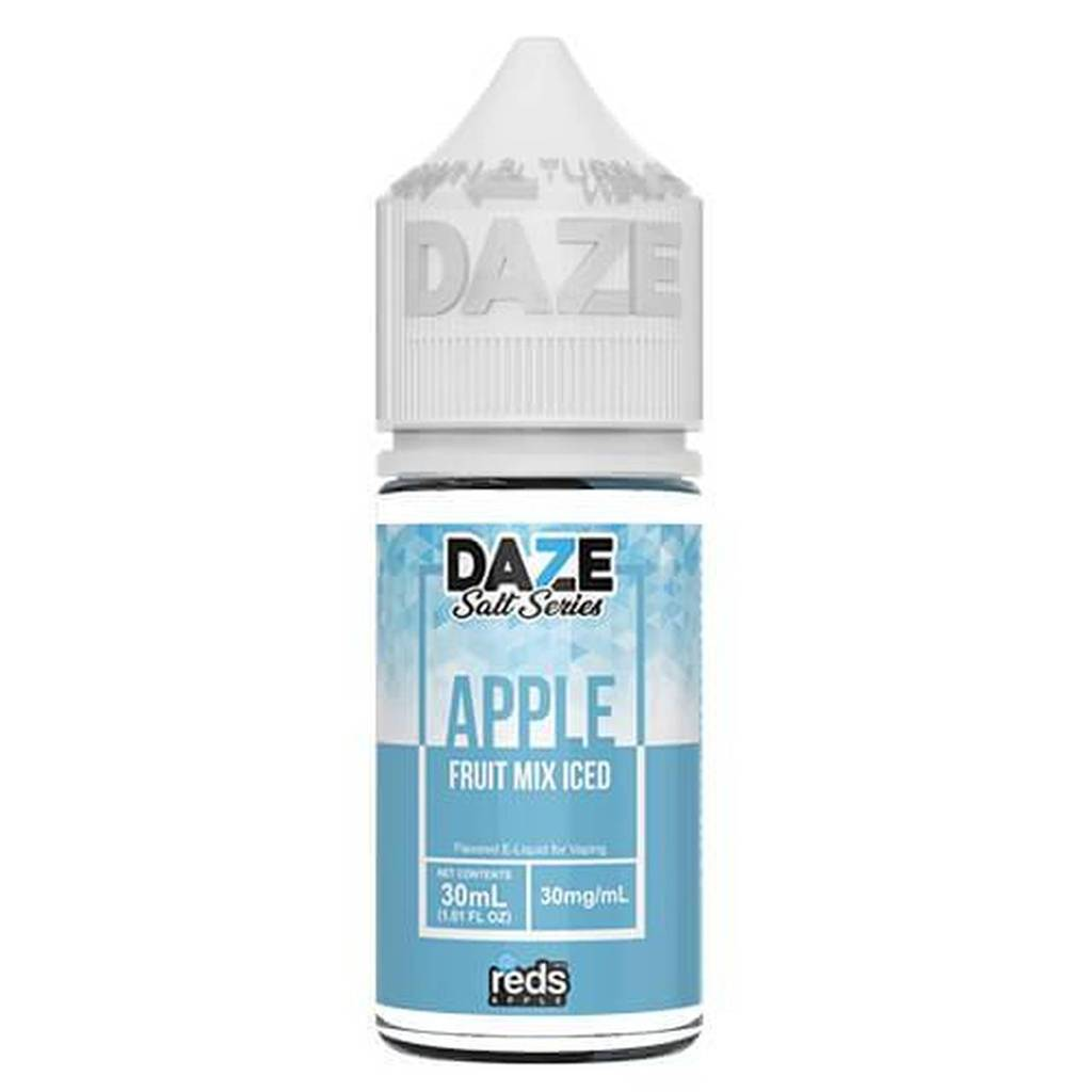 VAPE 7 DAZE SALT - Reds Fruit Mix Iced 30ML eLiquid