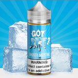 GOT ICE - Smooth Menthol 100ML eLiquid