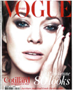 <strong>VOGUE</strong> - FRANCE - 08/2012
