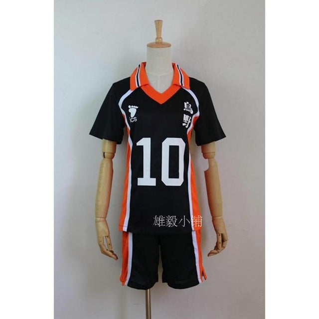 [Karasuno High] Uniform, Aisuru 100%, cosplay- Aisuru 100%