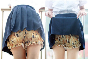 [No Peeking] Doge Bloomers