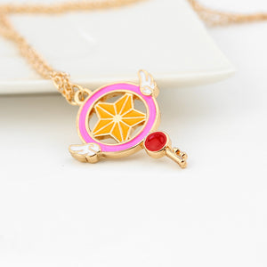 [CardCaptor Sakura] Necklace, Aisuru 100%, accessory- Aisuru 100%