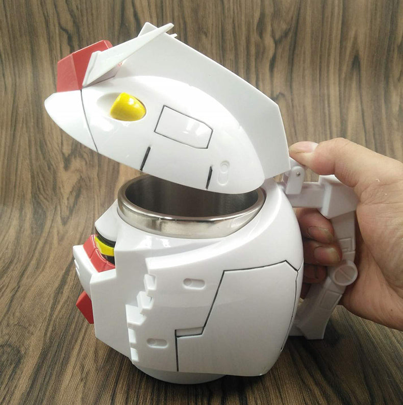 [RX-78-2] 400ml Mug, Aisuru 100%, Collectibles- Aisuru 100%