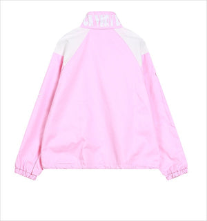 [Whatever!] 90's Inspired Windbreaker