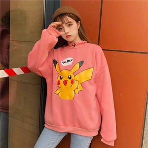 [Pika!] Sweater, Aisuru 100%, sweater- Aisuru 100%