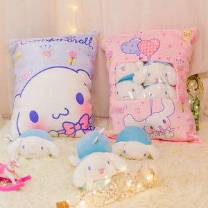[Bag O' Cinnamoroll] Plushie, Aisuru 100%, Collectible- Aisuru 100%