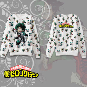 [My Hero Academia] Minis Sweater