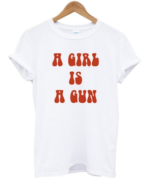 [A Girl Is...] Shirt, Aisuru 100%, shirt- Aisuru 100%