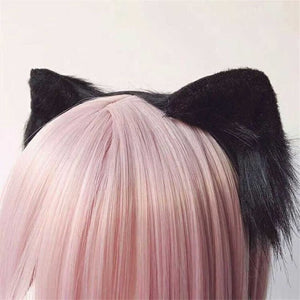 [Therian Theory] Faux Fur Cosplay Ears
