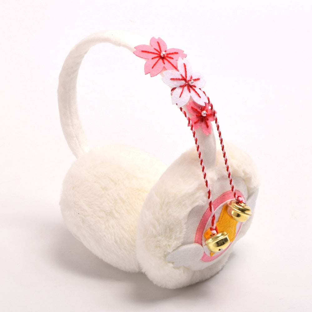 {Cardcaptor Sakura] Plush Earmuffs With Bells