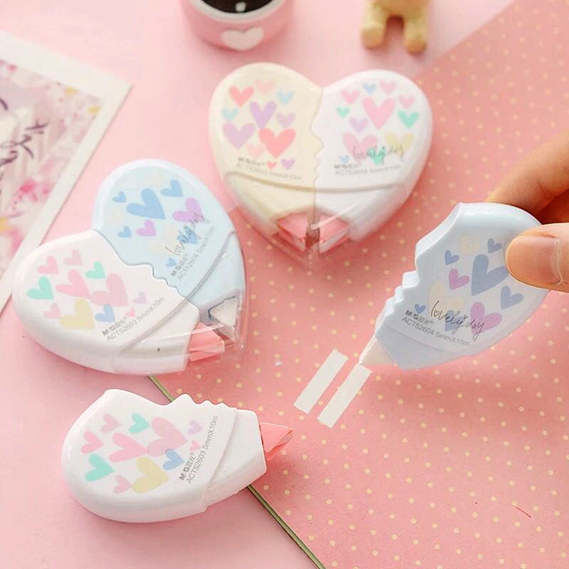 [Mended Heart] Correction Tape