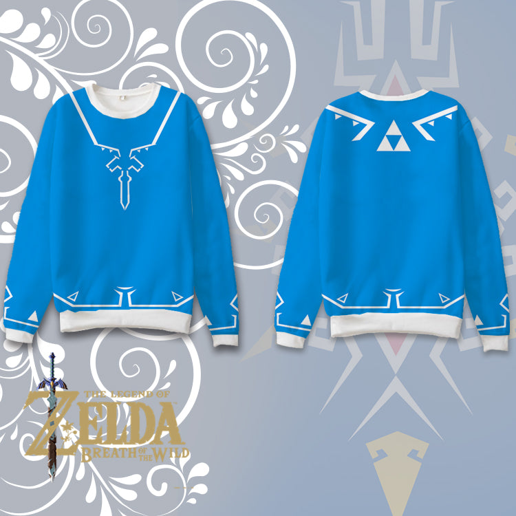 [Breath of the Wild] Sweater, Aisuru 100%, sweater- Aisuru 100%