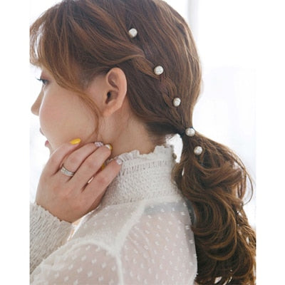 [Invisible Heart] Clip in Hair Bead Extension