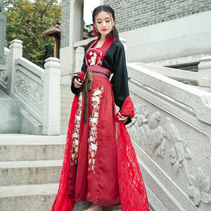 [Huangshi Funu] Traditional Chinese Dress