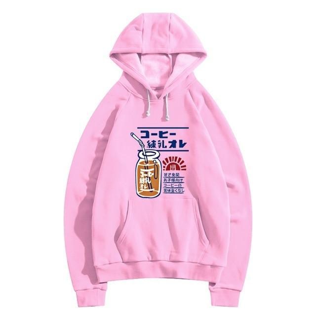 [Juicy Summer] Japanese Print Hoodie