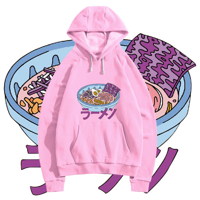 [Instant Satisfaction] Ramen Kawaii Hoodie