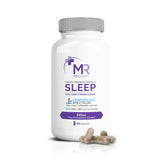 Sleep 840mg CBD+CBG+Terpene Two-Part Gel Capsules - 60 Count
