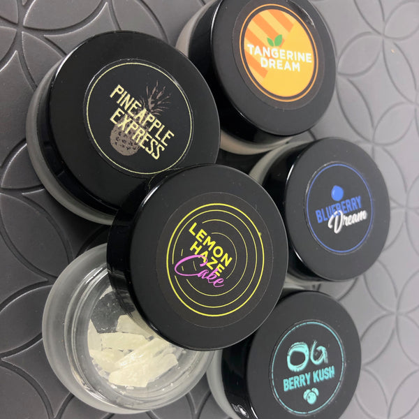 900mg CBD Rocks (Dabs) - Assorted Flavors
