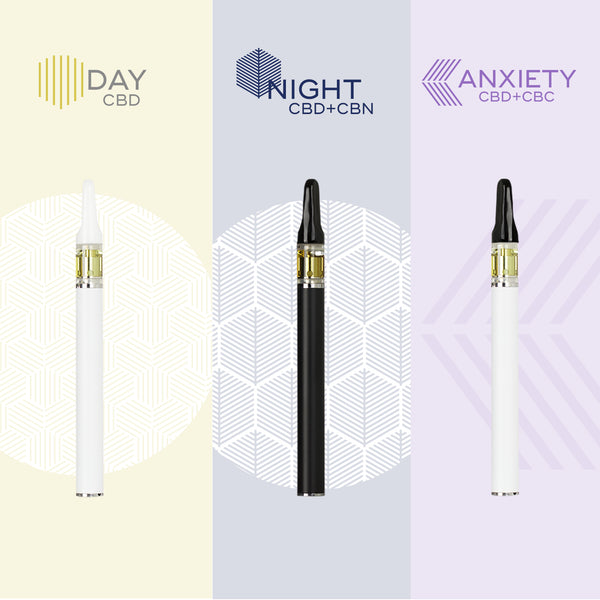 Night & Day CBD Pen Pack